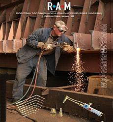 RAM - ručni rezači