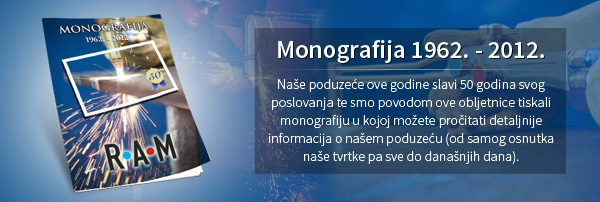 Monografija 1962. - 2012.