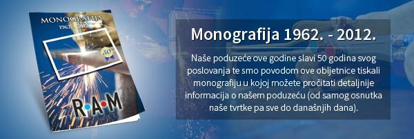 Monografija 1962. - 2012.