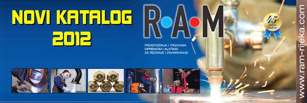 RAM - Novi katalog