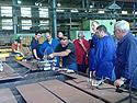 Prezentacije poluautomatskih uređaja za rezanje i zavarivanje proizvođača KOIKE u hrvatskim brodogradilištima